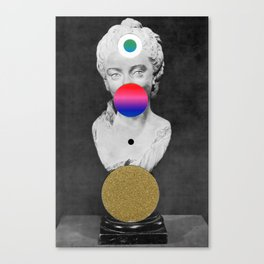 Orbit 20 Canvas Print