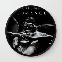 my chemical return to romance 2020 agustus Wall Clock