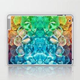 Lava Rock Explosion Laptop & iPad Skin