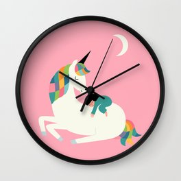 Me Time Wall Clock