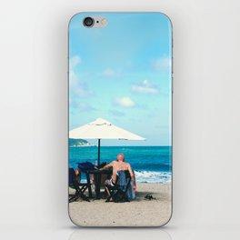 LIFE GOAL iPhone Skin