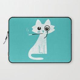 Mark - Aristo-Cat Laptop Sleeve