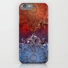 Mandala - Fire & Ice iPhone 6s Slim Case