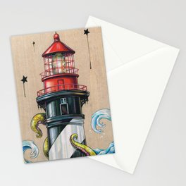 A Tangled Attraction Stationery Cards