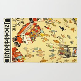 The Lure Of The Underground Rug