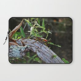 A Lubber in the Slough II Laptop Sleeve