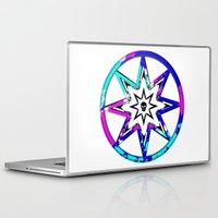 death star Laptop & iPad Skins featuring Death Star by Sabrina