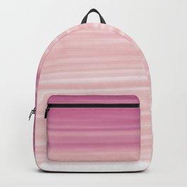 Design lines geom. Pink Backpack