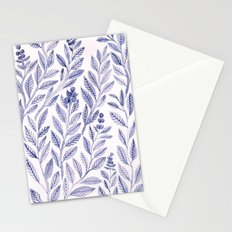 Wild Blue Stationery Cards