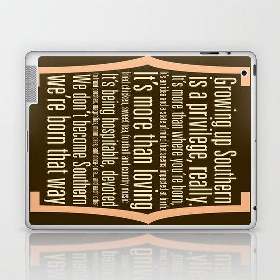 Southern Laptop & iPad Skin