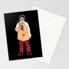 Leatherface - The Texas Chain Saw Massacre Stationery Cards