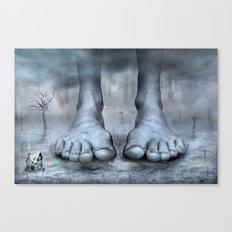 free room ? Canvas Print