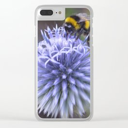 Save Our Bees Clear iPhone Case