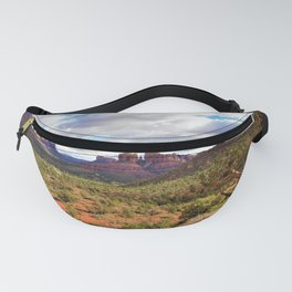 Sedona Landscape by Reay of Light Photography Fanny Pack