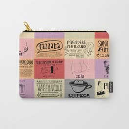 Italian For My Girlfriend - rrrrrude! edition Carry-All Pouch