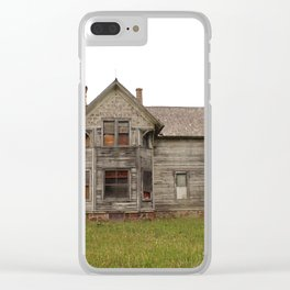 forgotten home Clear iPhone Case