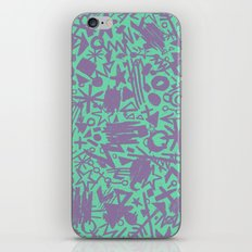 Synapses iPhone Skin