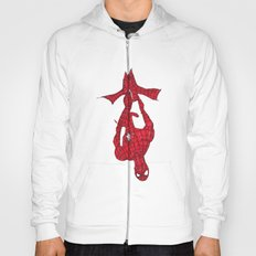Hanging Out. Spiderman Hoody