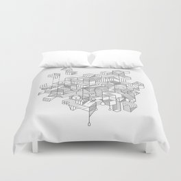 Simplexity Duvet Cover
