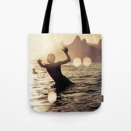 Arpoador #11 Tote Bag