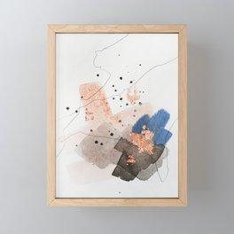 Divide #1 Framed Mini Art Print