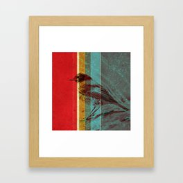 Eric. You Know Framed Art Print