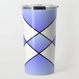 Saint andrew's cross 2- Travel Mug