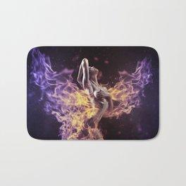Fire Angel Bath Mat