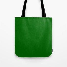 Dark Green Tote Bag