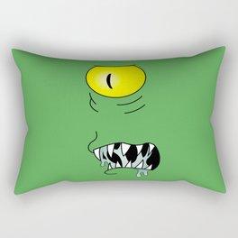 KK from the Cosmos Rectangular Pillow