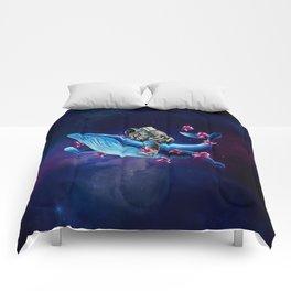 Space Wanderer Comforters