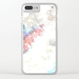 Witch Garden Clear iPhone Case