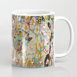 new leopard confetti rose Coffee Mug