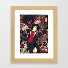 JOJOHEMIAN Framed Art Print