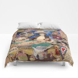 The Strange Love Comforters