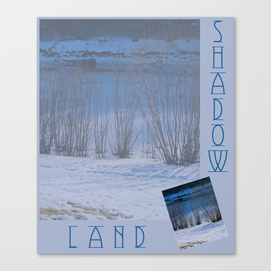 Shadowland Canvas Print