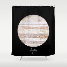 Jupiter #2 Shower Curtain