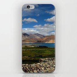 Lakeside Pangong iPhone Skin