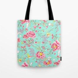 Hatsumo Exquisite Oriental Pattern III Tote Bag