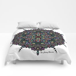 Mandala 43 Comforters