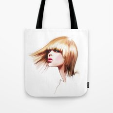 hairdress Tote Bag