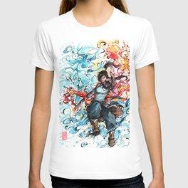 Korra ninetails! T-shirt