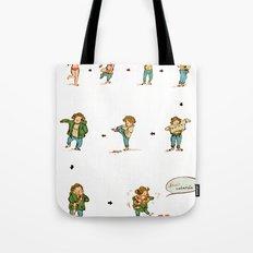 Survive Winter Tote Bag