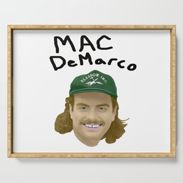 Mac DeMarco - Good Molestor 2 Serving Tray