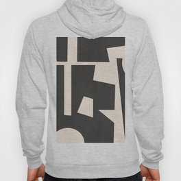 Minimal Abstract Art 31 Hoody