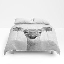 Doe - Black & White Comforters