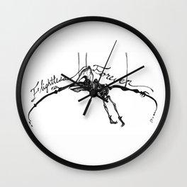 Flightless Forever Wall Clock