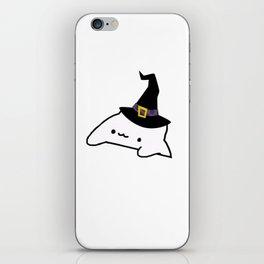 Halloween Bongo Cat Meme iPhone Skin