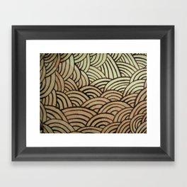 Doooodles  Framed Art Print
