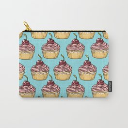Cupcakes Party Carry-All Pouch